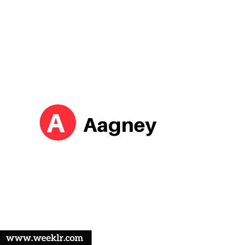 Logo and DP photo of Aagney Name