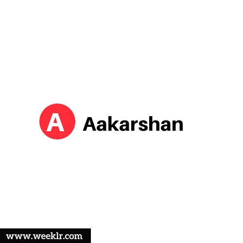 Logo and DP photo of Aakarshan Name