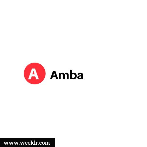 Logo and DP photo of Amba Name
