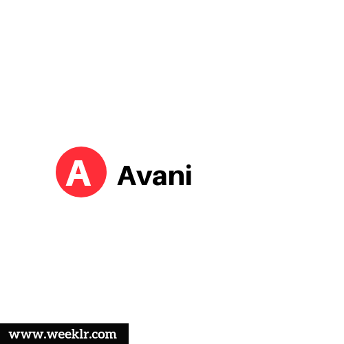 Logo and DP photo of Avani Name