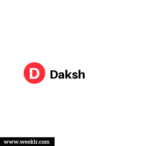 Logo and DP photo of Daksh Name