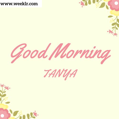 Good Morning -TANYA- Images