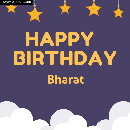 -Bharat- Happy Birthday To You Images