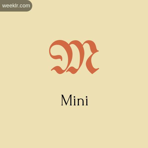 Download Free -Mini- Logo Image
