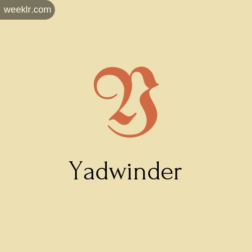 Download Free -Yadwinder- Logo Image