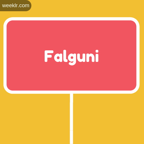 Sign Board -Falguni- Logo Image