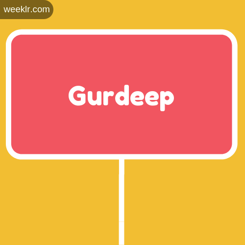 Sign Board -Gurdeep- Logo Image