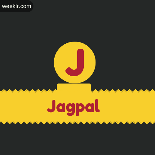 Stylish -Jagpal- Logo Images