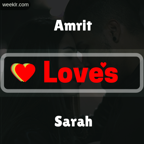 Amrit  Love's Sarah Love Image Photo