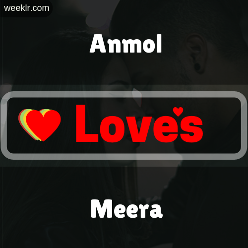 Anmol  Love's Meera Love Image Photo