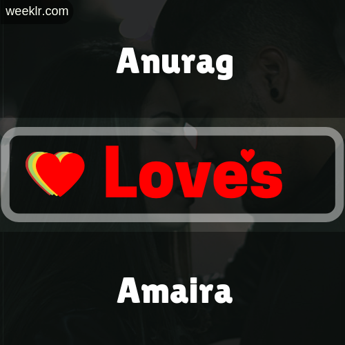 Anurag  Love's Amaira Love Image Photo