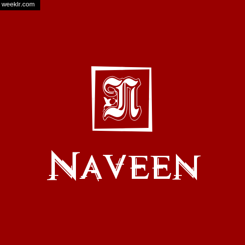 -Naveen- Name Logo Photo Download Wallpaper