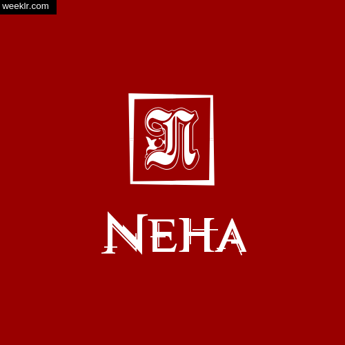 -Neha- Name Logo Photo Download Wallpaper