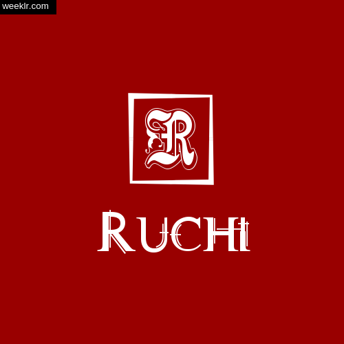 -Ruchi- Name Logo Photo Download Wallpaper