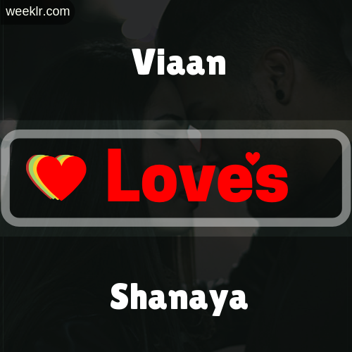 Viaan  Love's Shanaya Love Image Photo