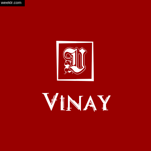 -Vinay- Name Logo Photo Download Wallpaper