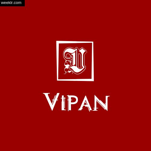 -Vipan- Name Logo Photo Download Wallpaper