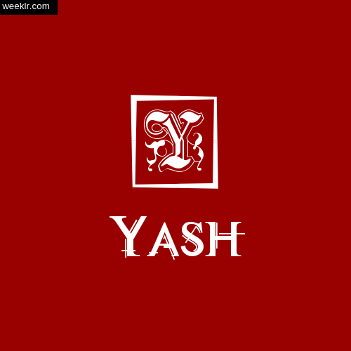 -Yash- Name Logo Photo Download Wallpaper