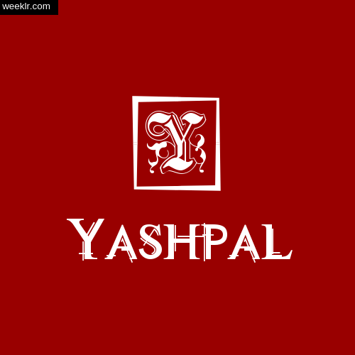 -Yashpal- Name Logo Photo Download Wallpaper