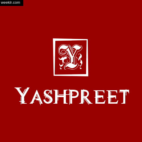 -Yashpreet- Name Logo Photo Download Wallpaper