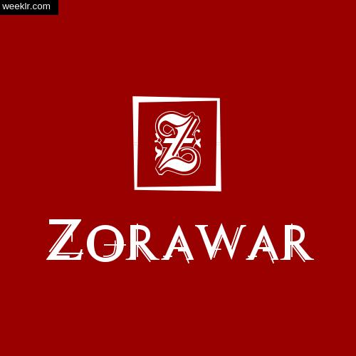 -Zorawar- Name Logo Photo Download Wallpaper