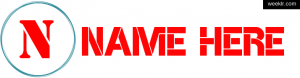 Make Name Logo Online – Free Logo Maker Online