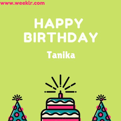 Tanika Happy Birthday To You Photo
