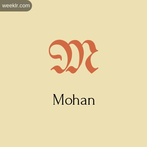 Download Free -Mohan- Logo Image