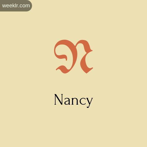 Download Free -Nancy- Logo Image
