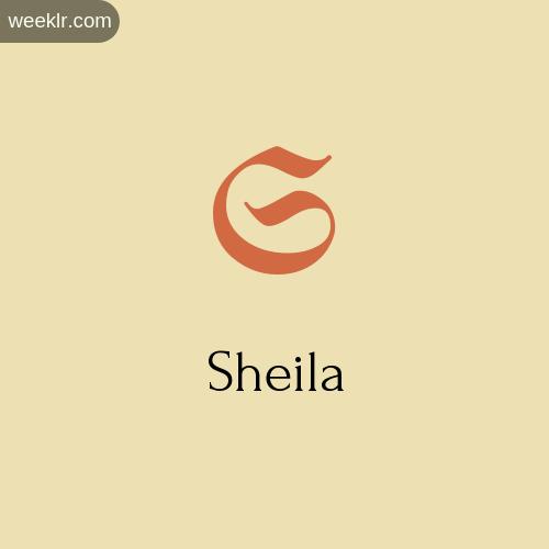 Download Free -Sheila- Logo Image