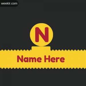 Make Name Logo online free