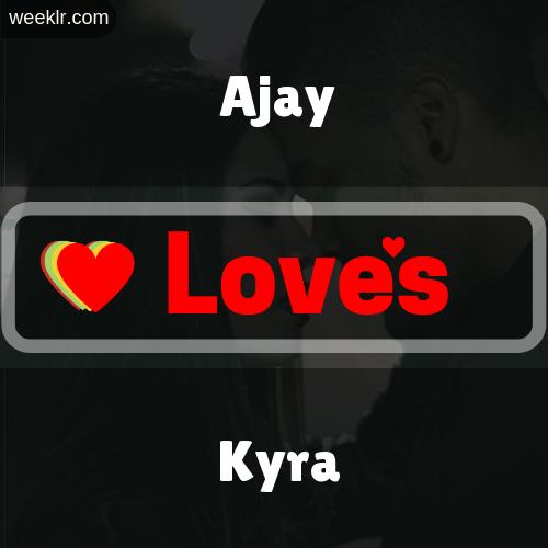 -Ajay- Love's-Kyra- Love Image Photo