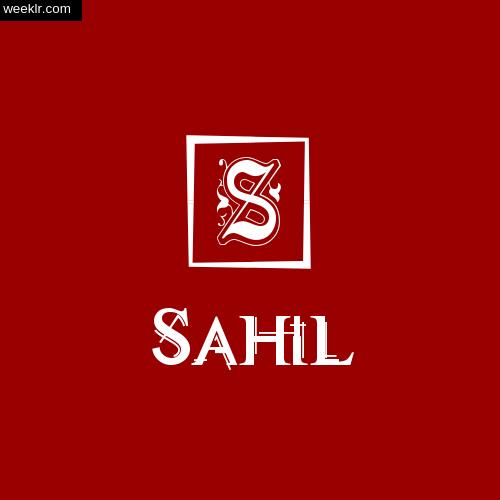 -Sahil- Name Logo Photo Download Wallpaper