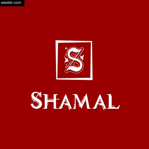 -Shamal- Name Logo Photo Download Wallpaper