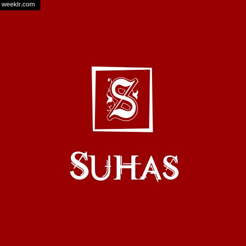 -Suhas- Name Logo Photo Download Wallpaper