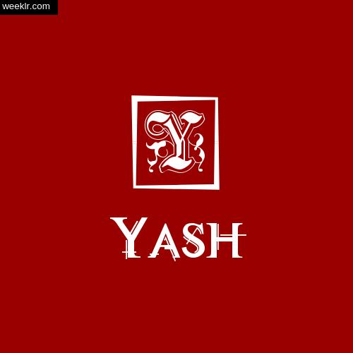 -Yash- Name Logo Photo Download Wallpaper